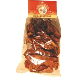 USA Pig Ear Portions 20 Count Package