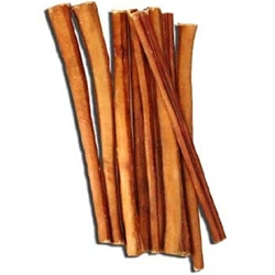 "12"" Free Range Bully Sticks 25/case"