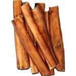 "6"" Free Range Bully Sticks 25/case"