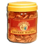 Small Chicken Wafers 1lb 12/case