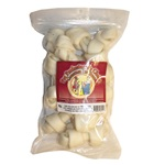 "7"" Premium Rawhide Bones 6 Piece Extra Value Pack -12/Case USA Made"