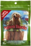 Snack 21 Salmon Snacks for Dogs - 12/.88oz bag
