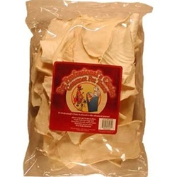 Vanilla Bean Rawhide Chips 16oz-12/case