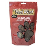 Real Meat Venison Treats for Dogs 12/12oz Bags