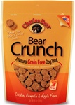 Bear Crunch Charlee Bear 8oz - Chicken, Pumpkin & Apple Flavor 12/case