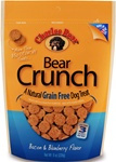 Bear Crunch Charlee Bear 8oz - Bacon & Blueberry Flavor 12/case
