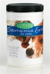 Lumino 9oz ORGANIC DIATOMACEOUS EARTH FOR PETS