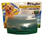 POOPY DOO HOME DISPENSER W/100 COUNT BAGS 6/CASE