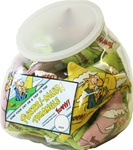 Yeowww! Jug of 18 Purrr-Muda Triangles Assorted