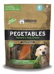 Pegetables Dental Chews - Medium Mixed Veggies 9/bag (8.7oz)