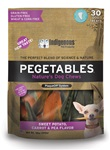 Pegetables Dental Chews - Small Mixed Veggies 30/bag (18oz)