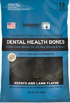 Indigenous Dental Health Bones - Potato and Lamb Flavor
