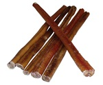 "12"" USA Regular Bully Sticks 25/cs"