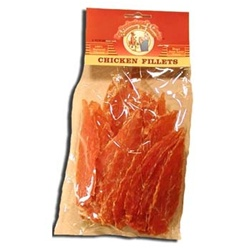 Chicken Fillets 12/4oz Bags