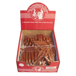 "4"" USA Turkey Wonder Wieners - 40/bag"