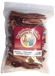 Bully Stick Snacks 1 lb. bags  12/case